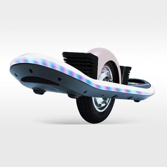 Ewc One Wheel Skateboard